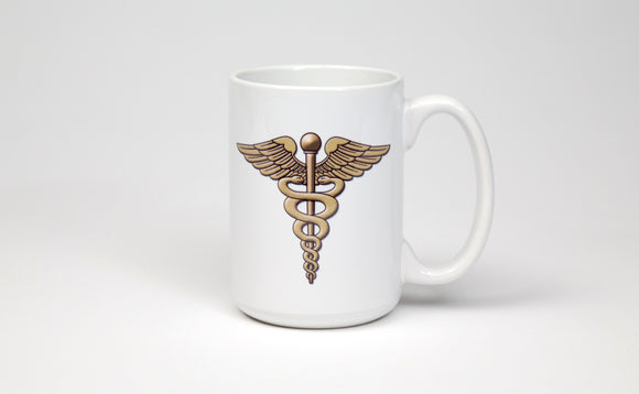 Army Medical Corps White Mug
