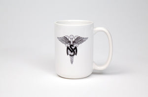 Army MSC White Mug