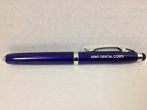 Pen Dental Triple Blue