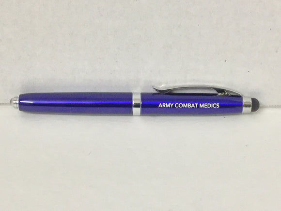 Pen Combat Medic Triple Blue
