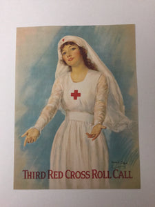 Third Red Cross Roll Call