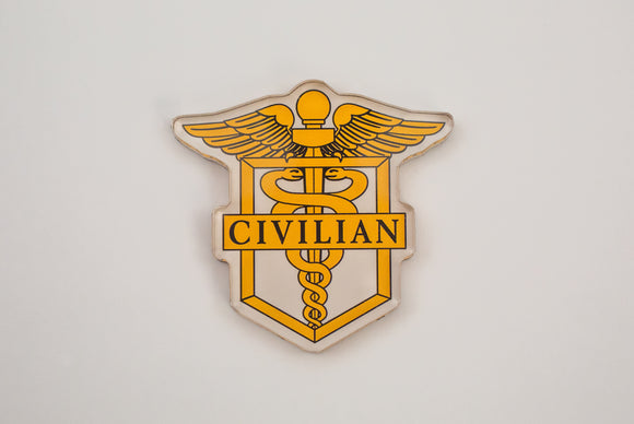 Civilian Corps Magnets : SKU : 343