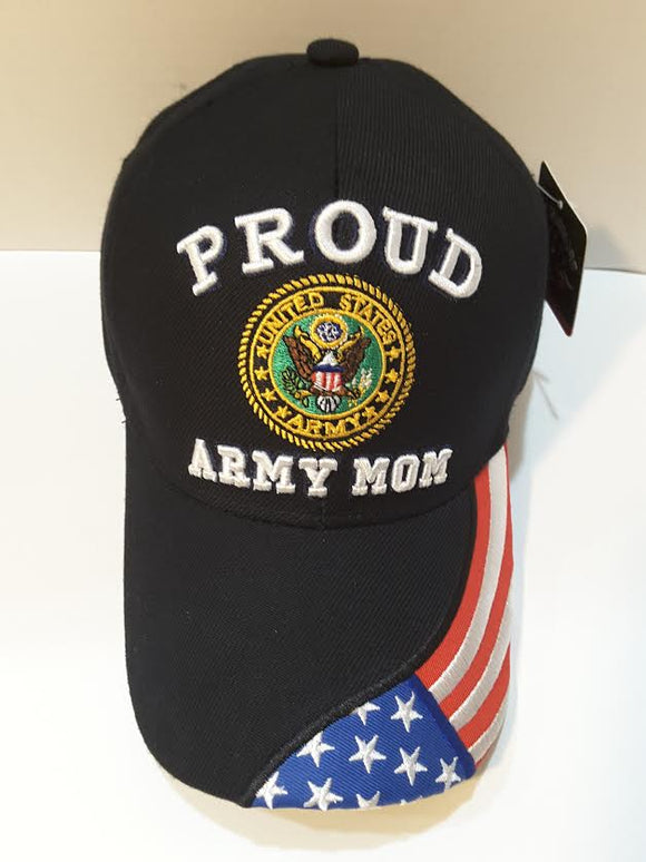Proud Army Mom Hat