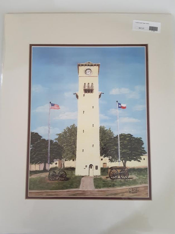 Lundy Quad Tower 16x20