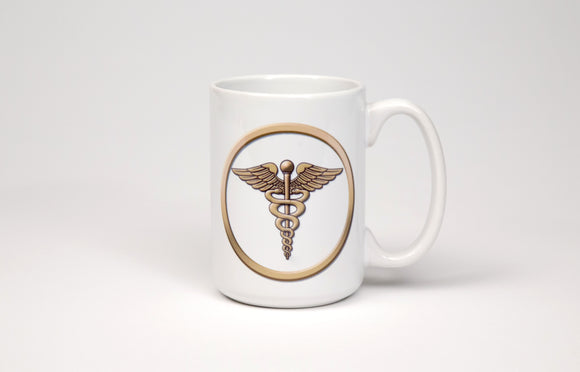 Army Enlisted Corps Mug