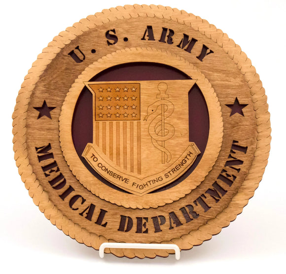 3D Wall Plaque Regimental : SKU : 747