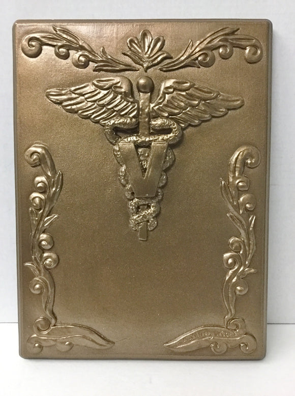 Veterinary Corps Plaque