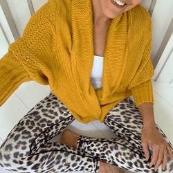 Leopard Legging - Ibiza Fit Girl