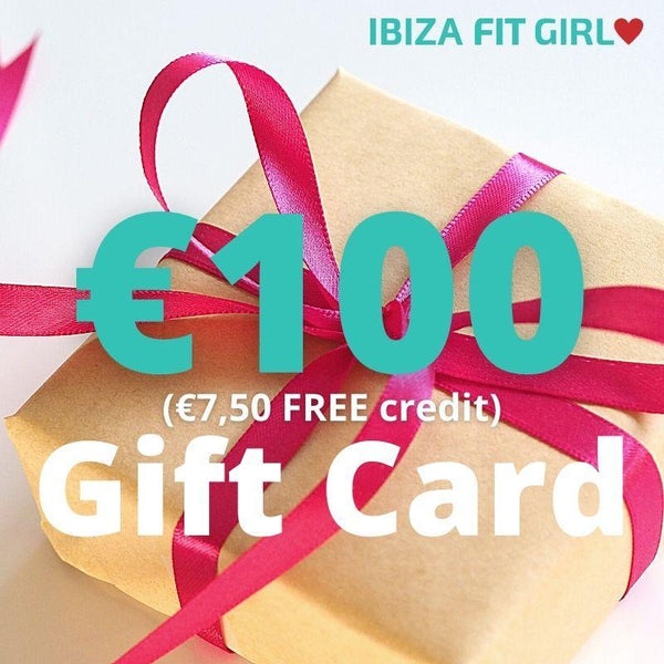 €100 Ibiza Fit Girl Gift Card - Ibiza Fit Girl