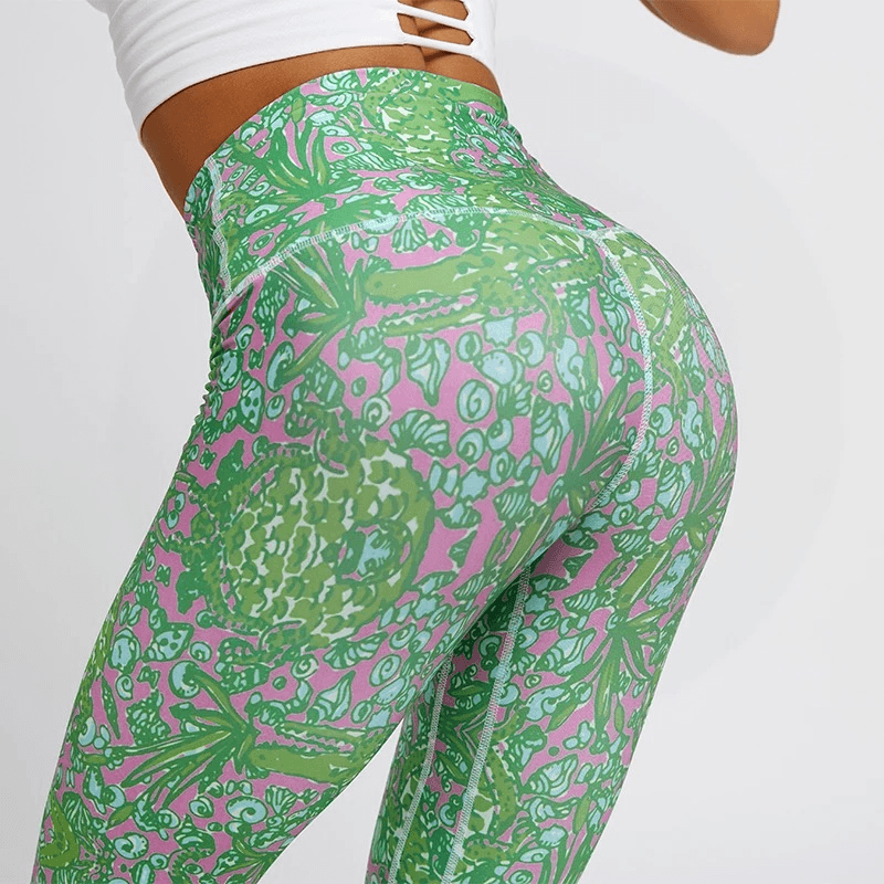 Arty Sanna Legging - Ibiza Fit Girl
