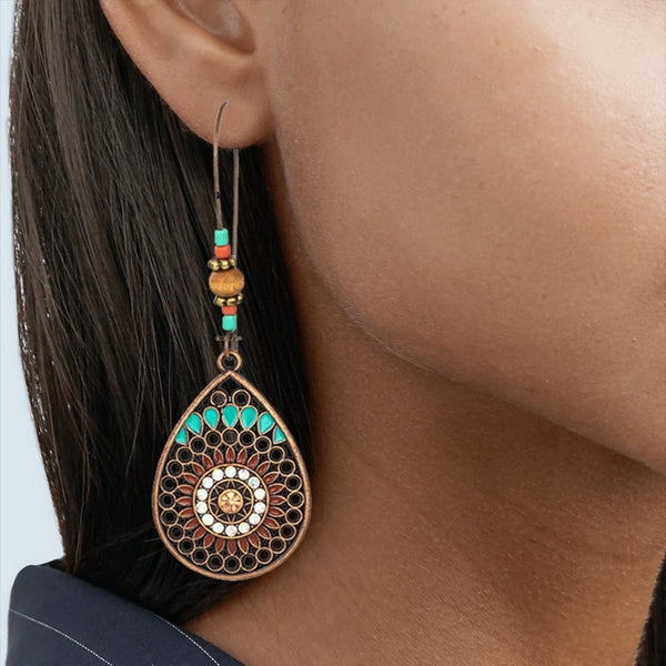 Dunya Earrings - Ibiza Fit Girl