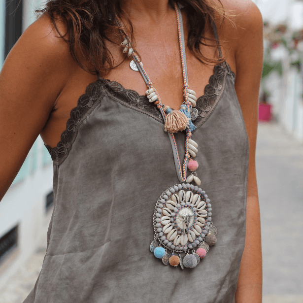 Lulu Necklace - Ibiza Fit Girl