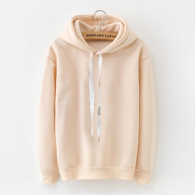 OUTLET - Maya Hooded Sweater - Ibiza Fit Girl