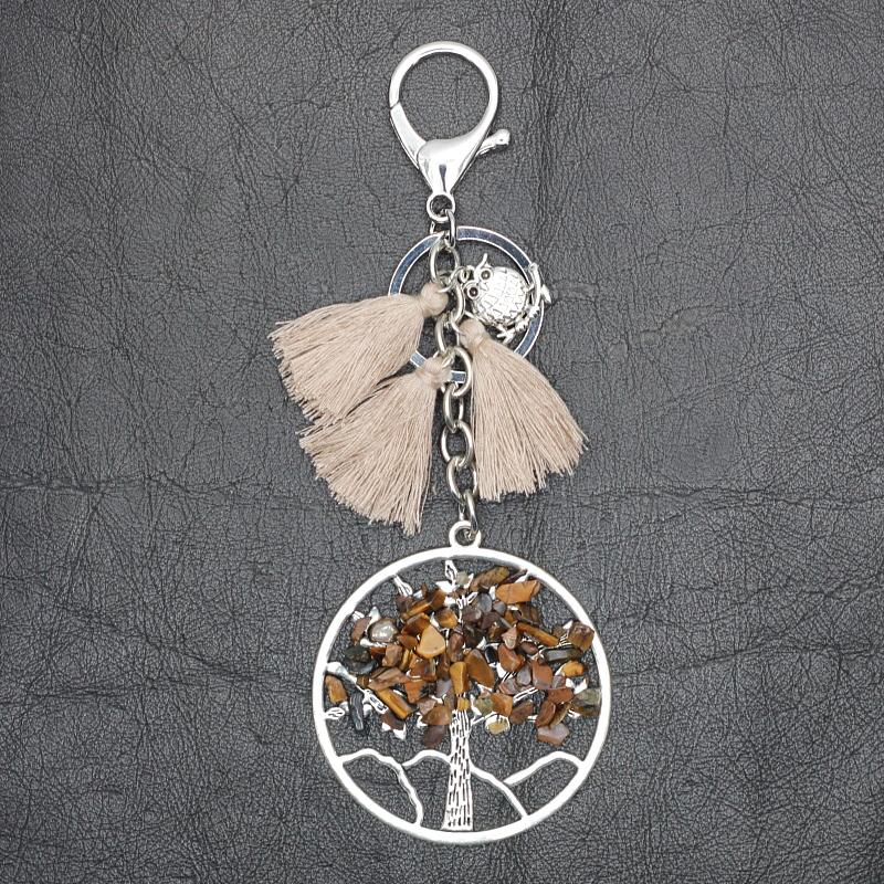 Tree of Life Keychain - Ibiza Fit Girl