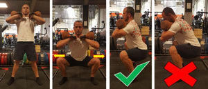 How to : Powerlifting Warm Up