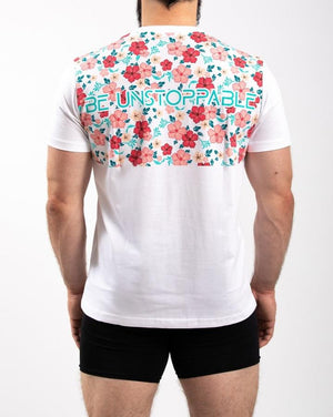 Flowers Powerlifting Shirts MEDVE