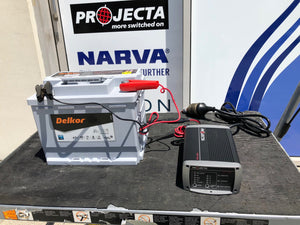 IC700 projecta intelli charge charging agm battery