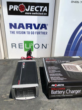 IC1500 Projecta intelli charge battery charger in box