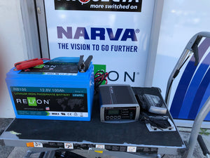 ic2500 projecta intelli charge battery charger relion lithium