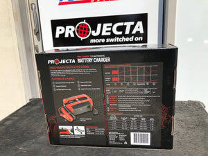 PC2100 Projecta pro-charge 21amp 12v battery charger