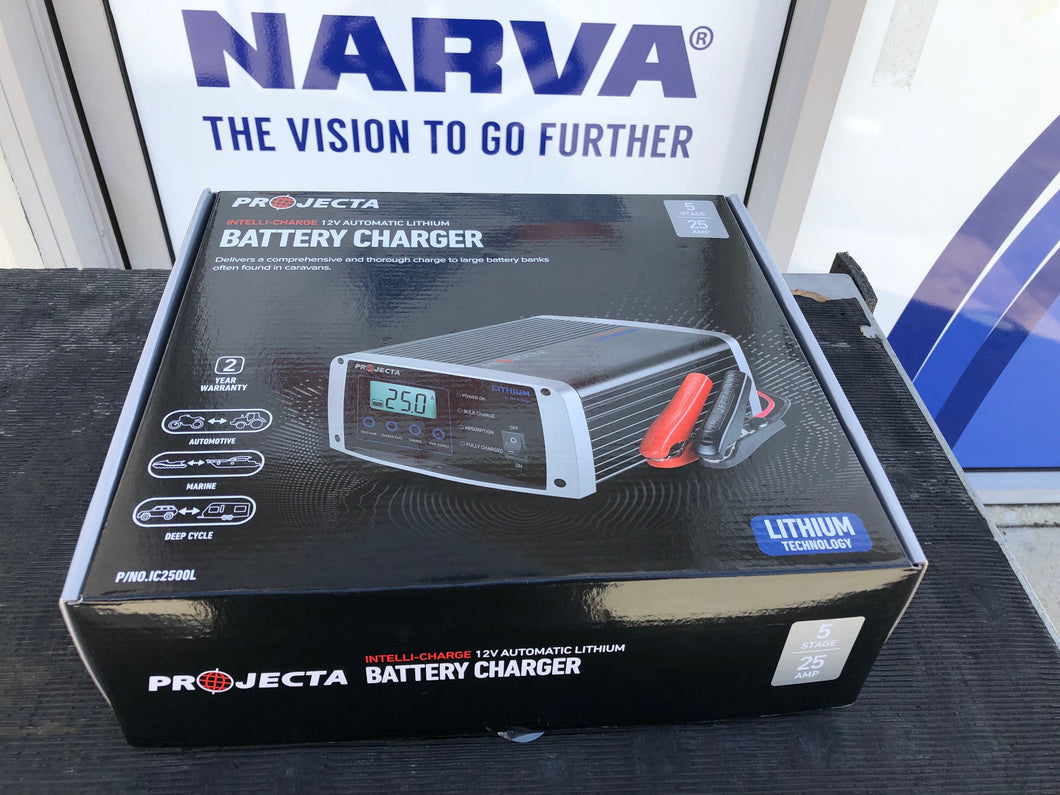 Ic2500L 25amp dc to dc charger East Coast Batteries