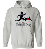 One With Therapy Dog - Running