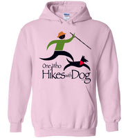 One Who Hikes With Dog