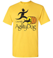 One With Agility Dog