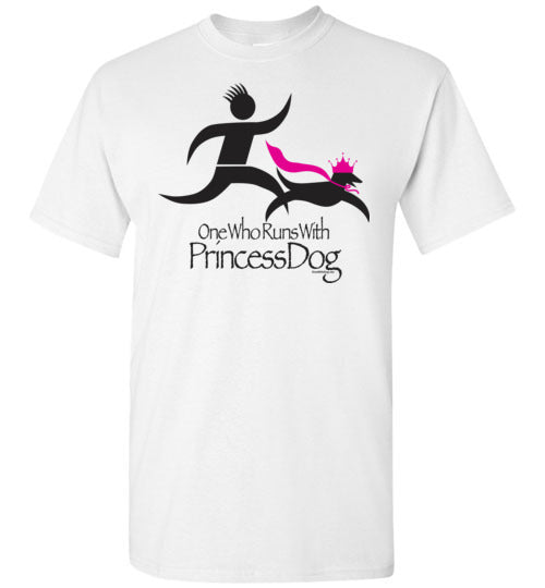 One Who Runs With Princess Dog