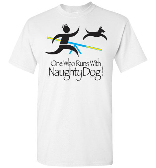 One Who Runs With Naughty Dog - Teeter