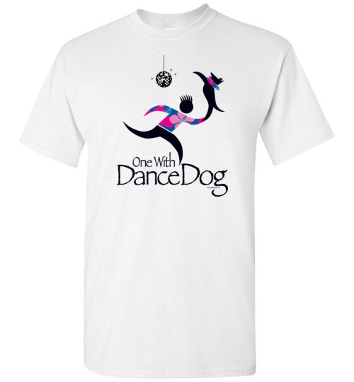 One With Dance Dog - Hand Stand