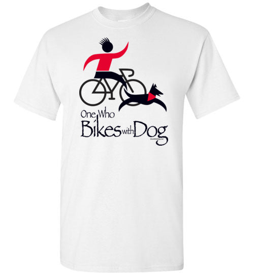 One Who Bikes With Dog