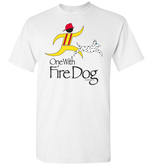 One With Fire Dog