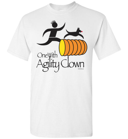 One With Agility Tunnel Clown