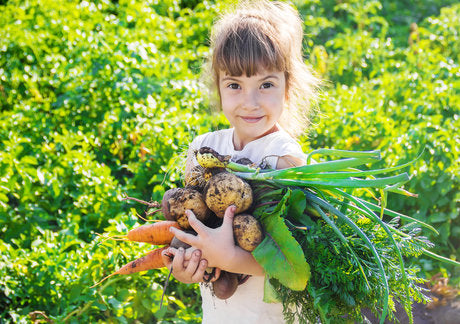 A Surprising Hack For Kids To Eat Vegetables
