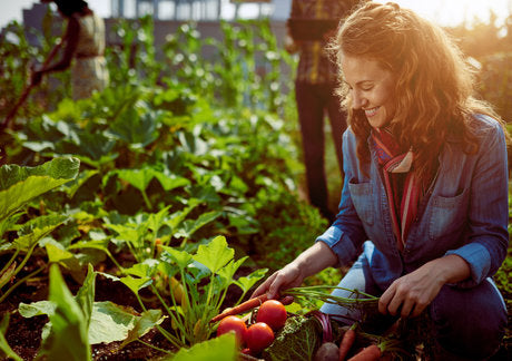 Going Organic: The Best Thing for Mother Earth