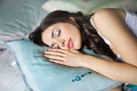 Get your zzz's: Tips for a more restful night
