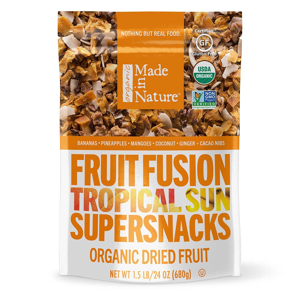 Dried fruit snacks