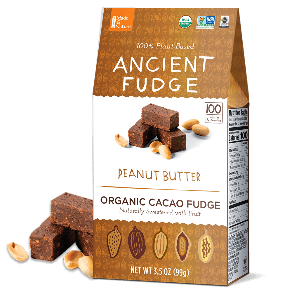 Peanut Butter Ancient Fudge