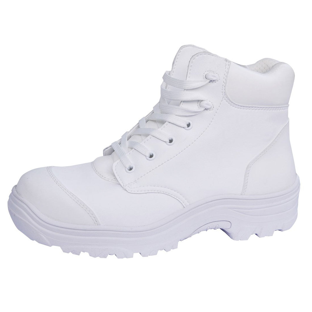 HLU2021 - Hygiene Lace Up Safety Boot