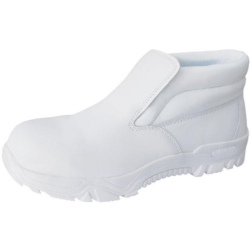 HSCW2020 - Hygiene Soft Collar Slip On Safety Boot