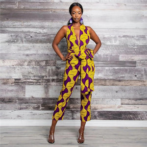 Ethnic Sexy Dress For Women Jumpsuit