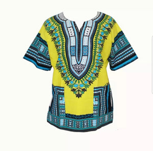 Open image in slideshow, Traditional African Dashiki | CATICA Couture - CATICA Couture