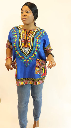 Traditional African Dashiki | CATICA Couture - CATICA Couture