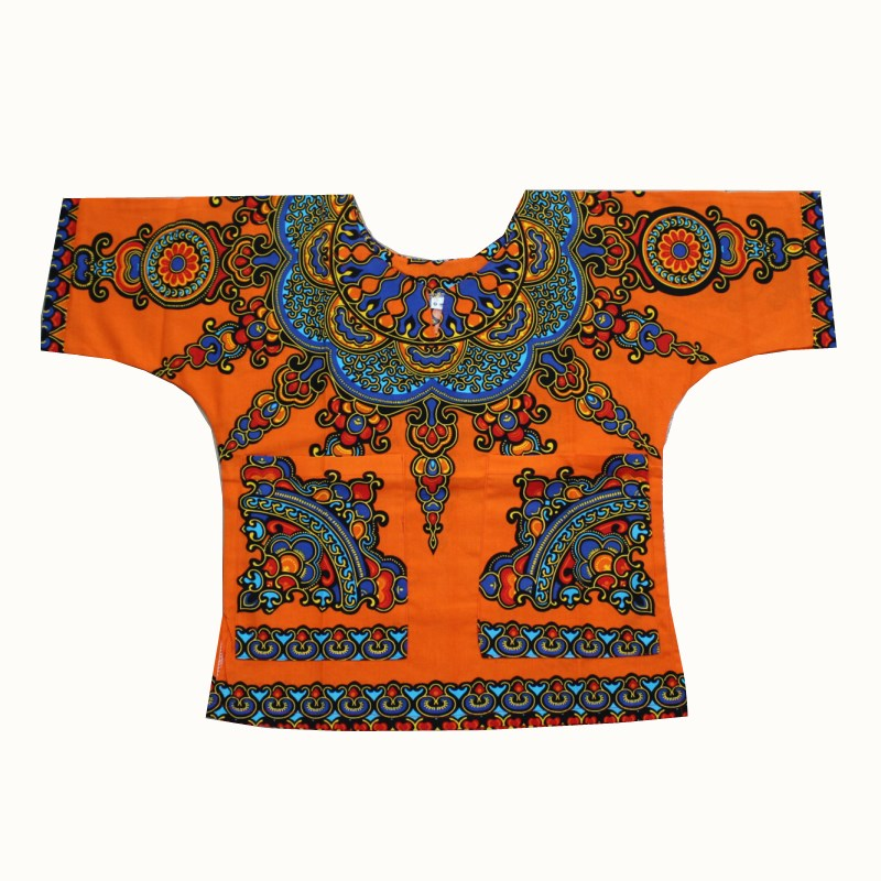 The Future Kids Dashiki Shirts | CATICA Couture - CATICA Couture
