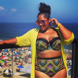 African Sexy Swimwear/Swimsuits | CATICA Couture - CATICA Couture