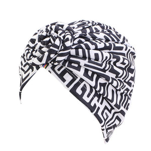 Open image in slideshow, African Print Cotton Headband / Elastic Headwear | CATICA Couture - CATICA Couture