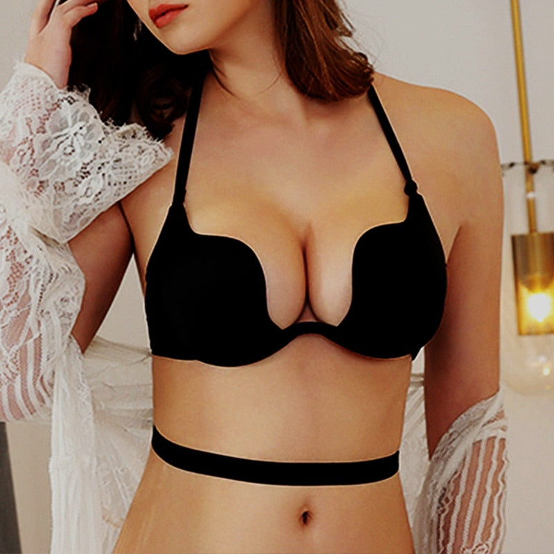 AB Cup Push Up Bra for Women | CATICA Couture - CATICA Couture