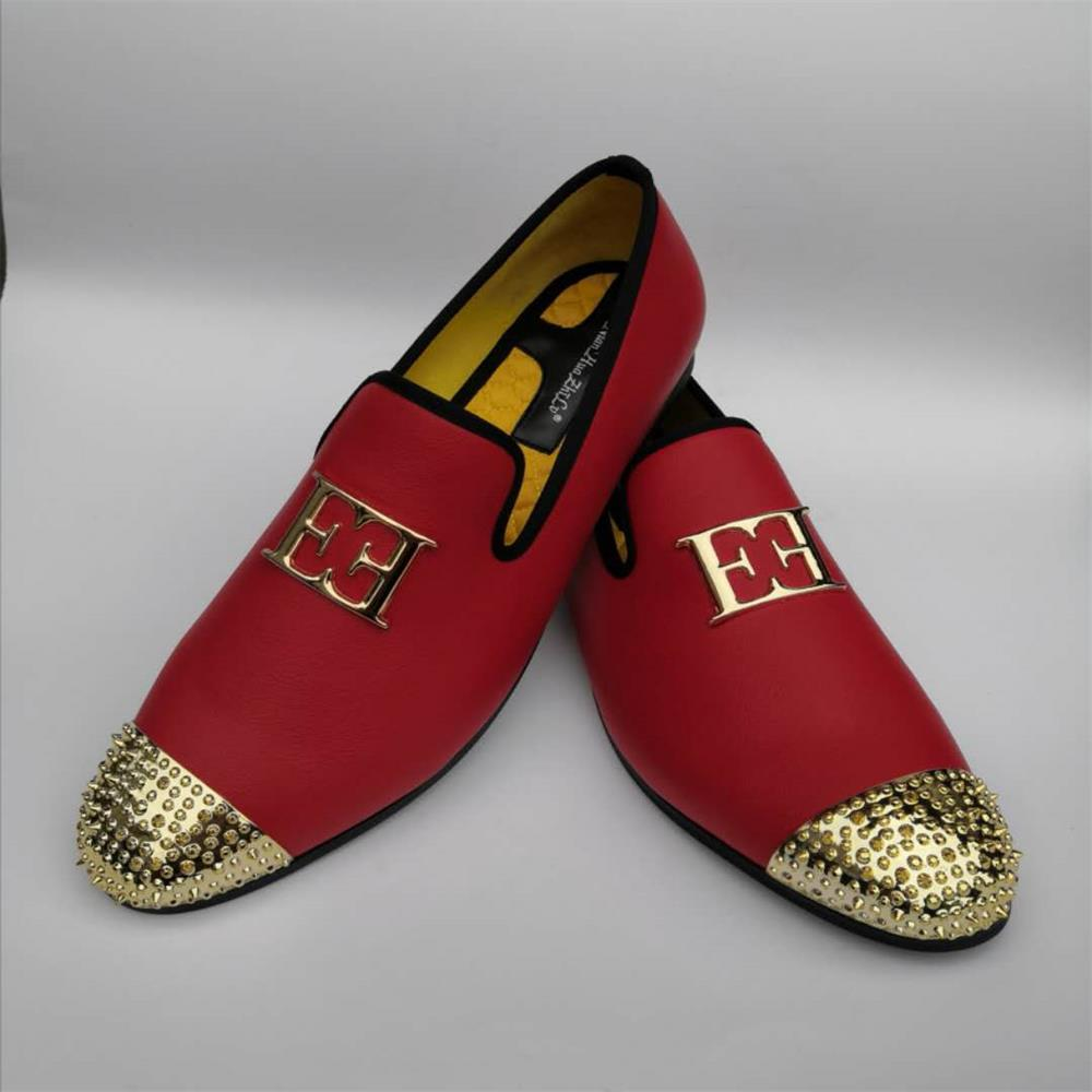 Elegantly Exquisite Men's Loafers | CATICA Couture - CATICA Couture