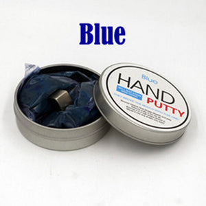 Hand putty and Playdough Magnetic Rubber